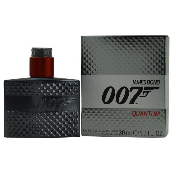007 quantum - james bond eau de toilette spray 30 ml