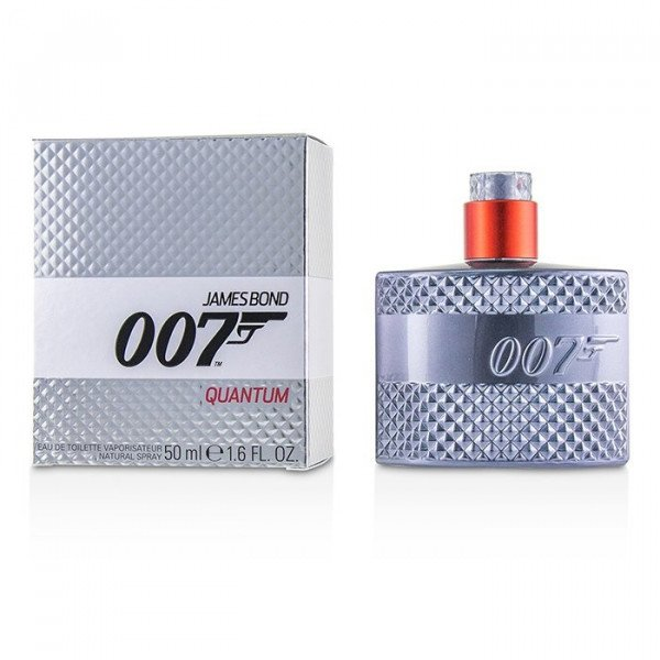 007 quantum - james bond eau de toilette spray 50 ml
