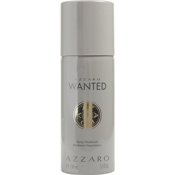 wanted - loris  déodorant spray 150 ml