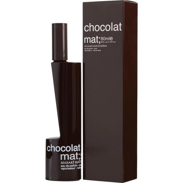 Mat chocolat -  eau de parfum spray 80 ml