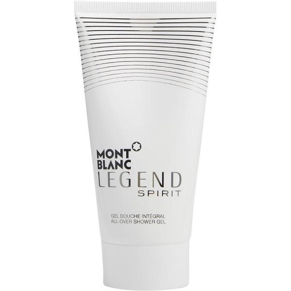 Legend spirit -  gel douche corps et cheveux 150 ml