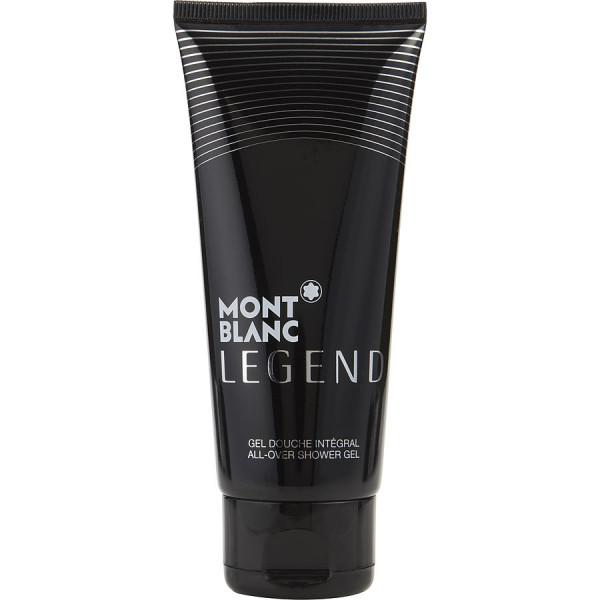 legend -  gel douche corps et cheveux 100 ml