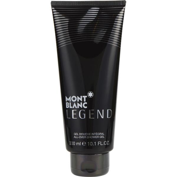 legend -  gel douche corps et cheveux 300 ml