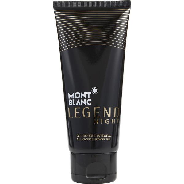 Legend night -  gel douche corps et cheveux 100 ml