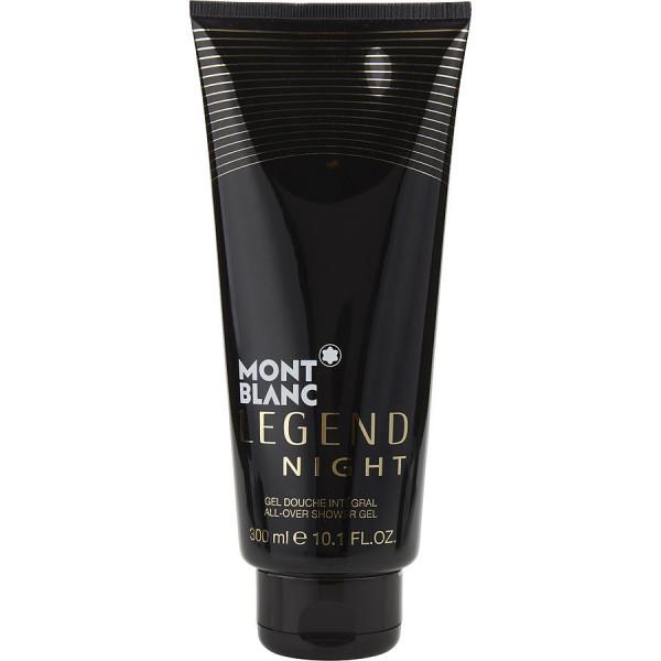 Legend night -  gel douche corps et cheveux 300 ml