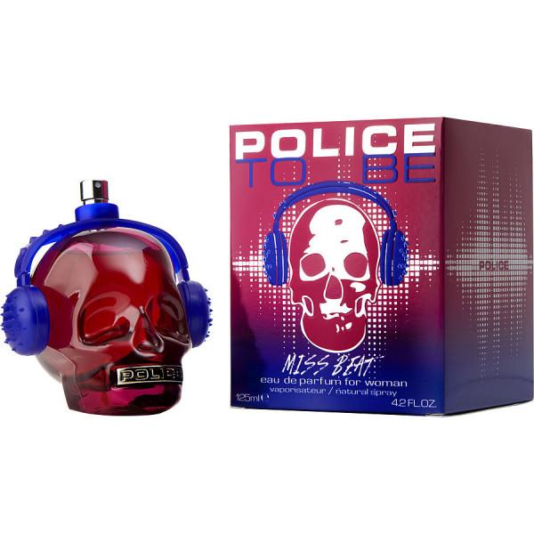 To be miss beat -  eau de parfum spray 125 ml