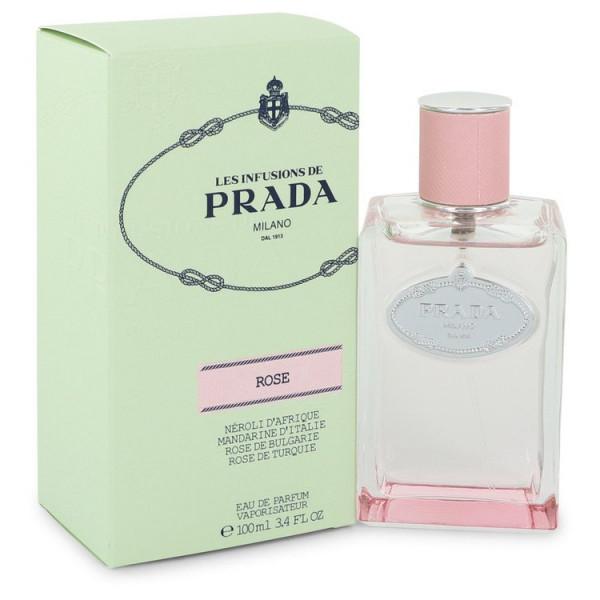 Infusion de rose -  eau de parfum spray 100 ml