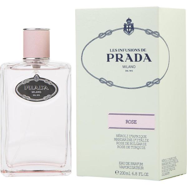 Infusion de rose -  eau de parfum spray 200 ml