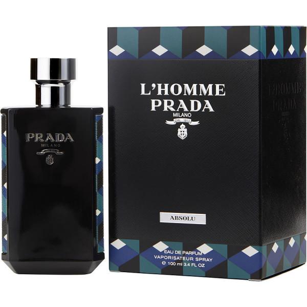 L'homme absolu -  eau de parfum spray 100 ml