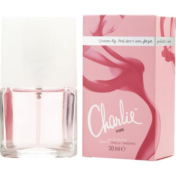 Charlie pink -  eau de toilette spray 30 ml