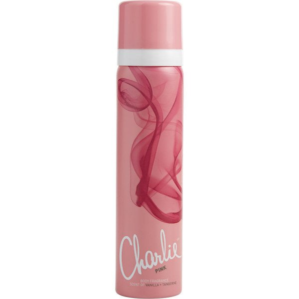 Charlie pink -  spray pour le corps 75 ml