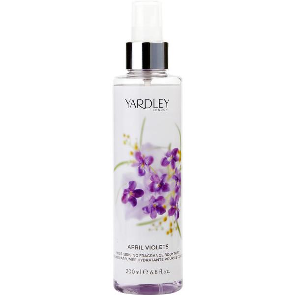 April violets -  brume corporelle 200 ml