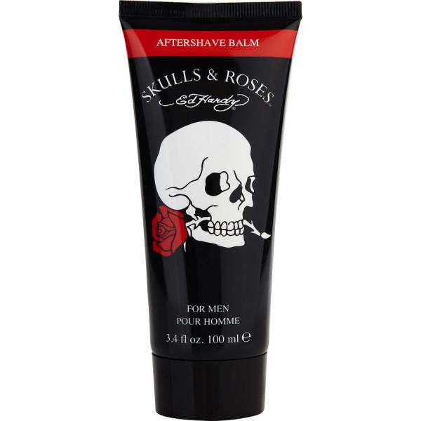 Skulls & roses -  baume après-rasage 100 ml