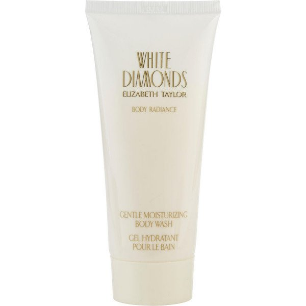 White diamonds -  gel douche 100 ml