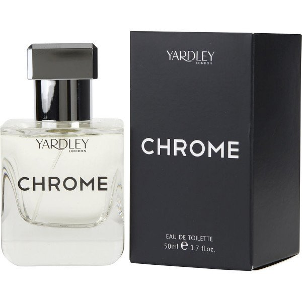 Chrome - Yardley London Eau De Toilette Spray 50 ml