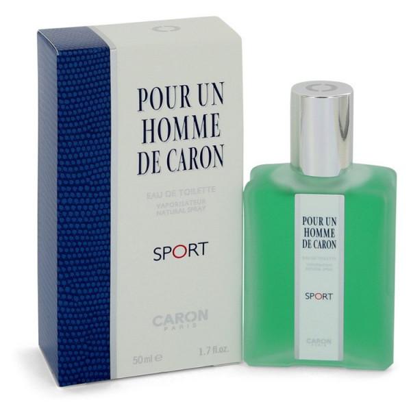 Pour un homme sport -  eau de toilette spray 50 ml