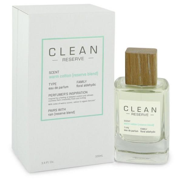 Reserve warm cotton -  eau de parfum spray 100 ml