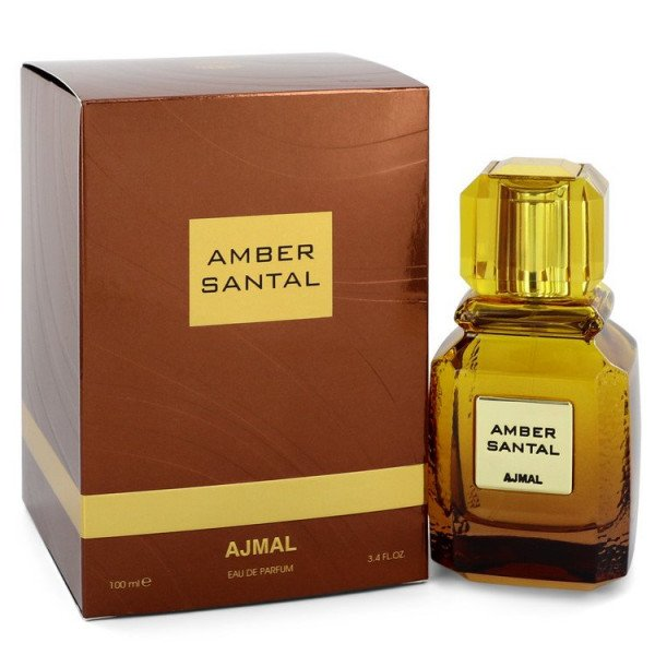 Amber santal -  eau de parfum spray 100 ml