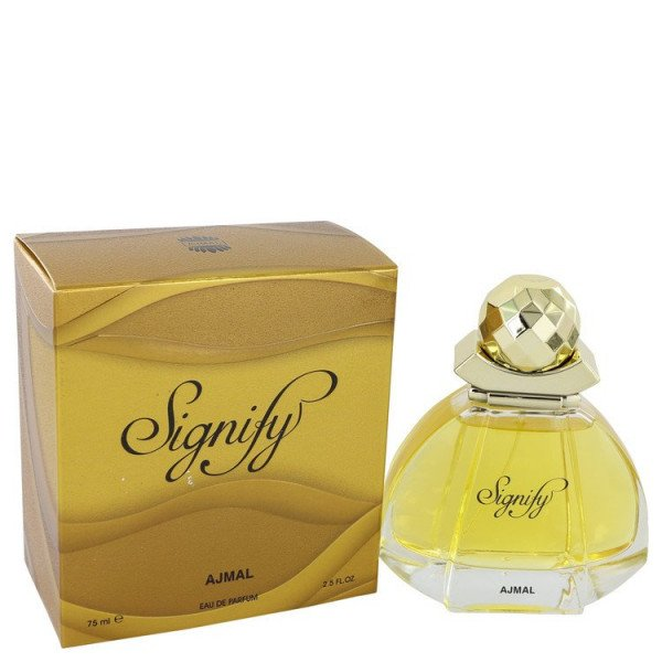 Signify -  eau de parfum spray 75 ml