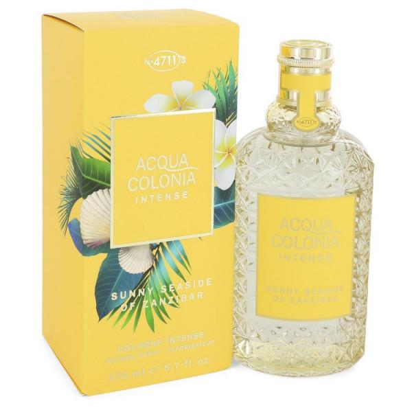 Acqua colonia sunny seaside of zanzibar -  eau de cologne spray 170 ml