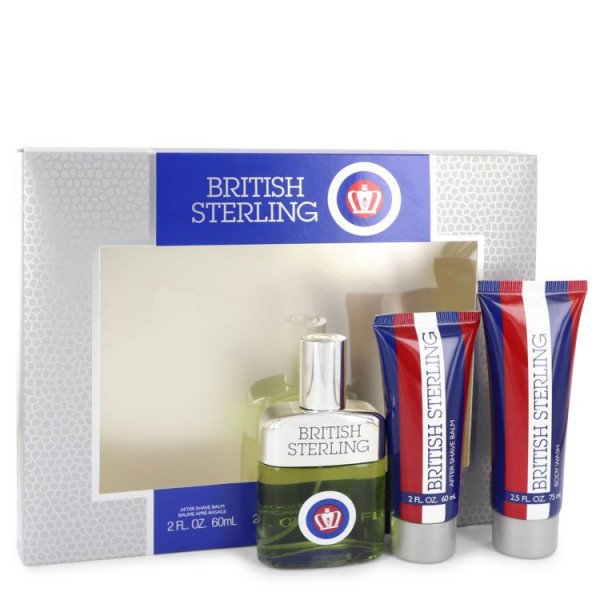 British sterling -  coffret cadeau 75 ml