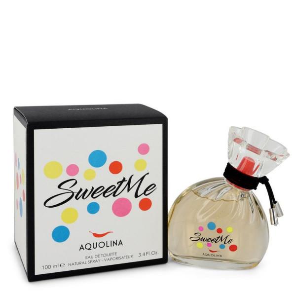 Sweet me -  eau de toilette spray 100 ml
