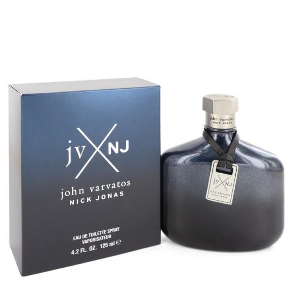nick jonas jv x nj -  eau de toilette spray 125 ml