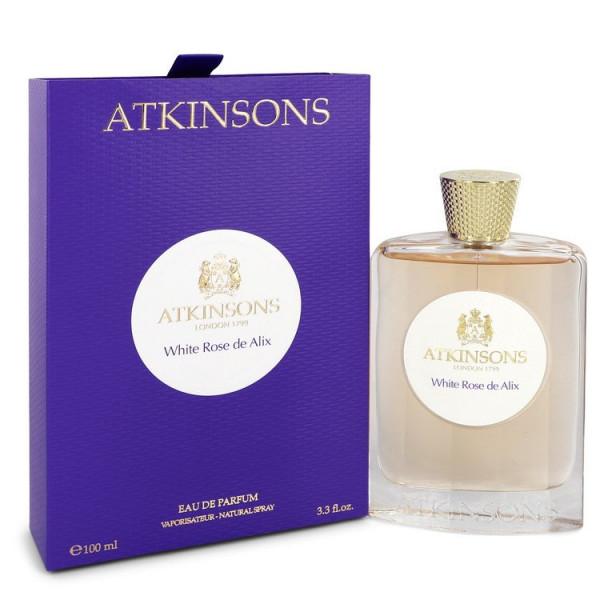 White rose de alix -  eau de parfum spray 100 ml