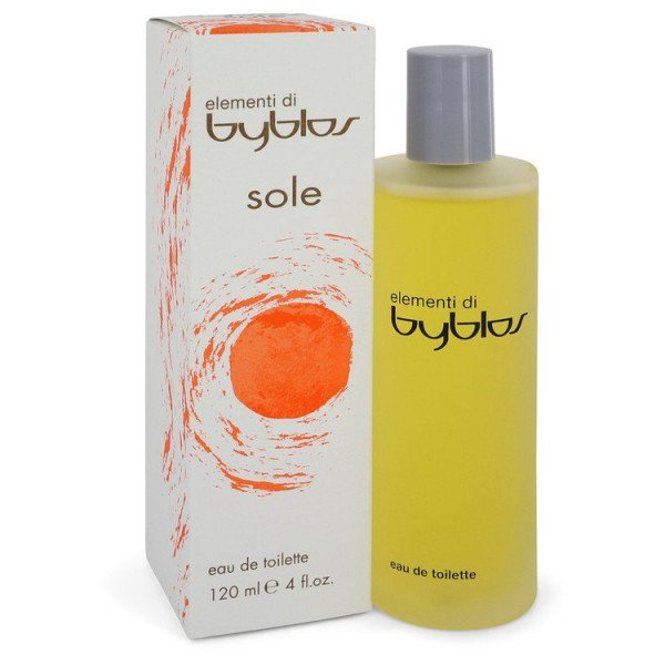 Sole -  eau de toilette spray 120 ml