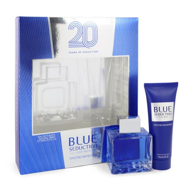 Blue seduction -  coffret cadeau 100 ml