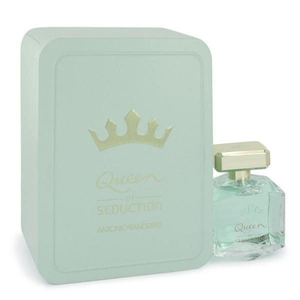 Queen of seduction -  eau de toilette spray 80 ml