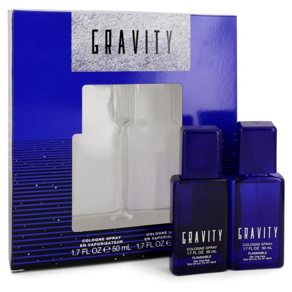 Gravity -  coffret cadeau 100 ml