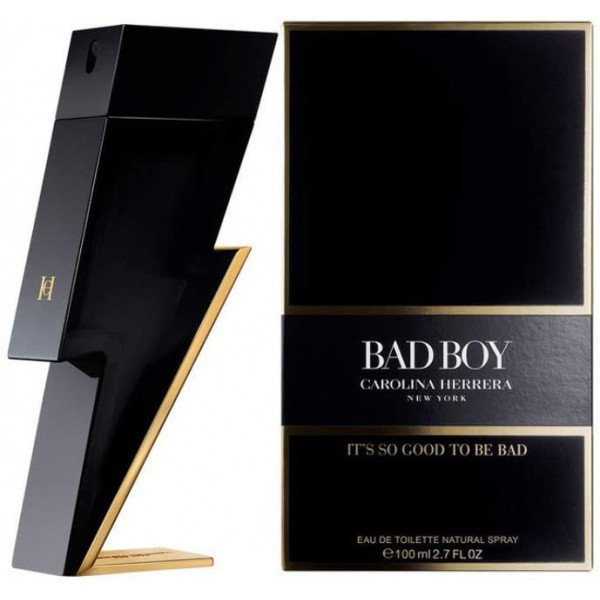 Bad boy -  eau de toilette spray 100 ml