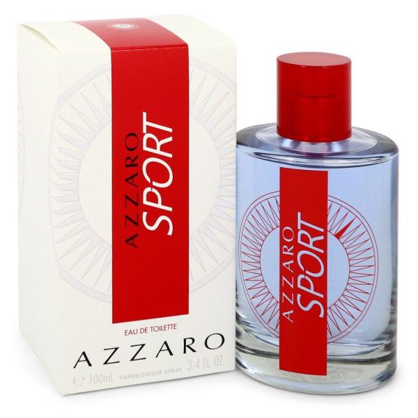 Azzaro sport -  eau de toilette spray 100 ml