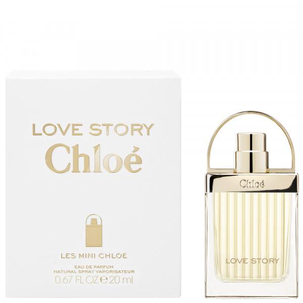 Love story - chloé eau de parfum spray 20 ml