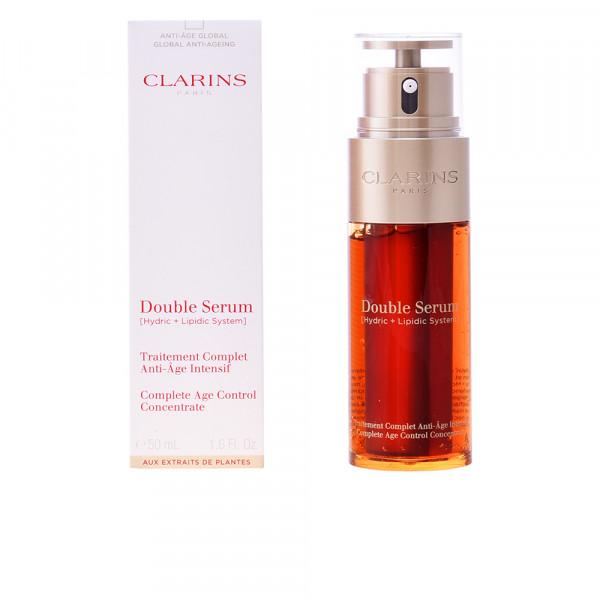Double serum - une concentration inégalée d'actifs anti-âge -  soin 50 ml