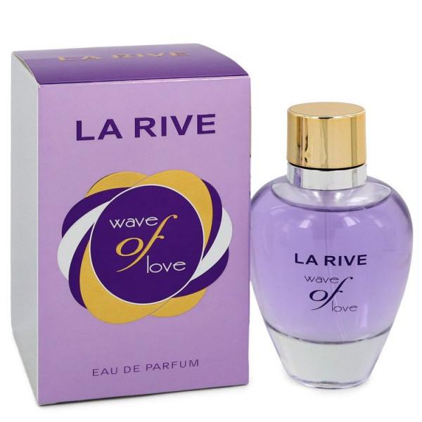 wave of love -  eau de parfum spray 90 ml