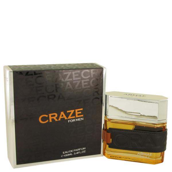 Craze -  eau de parfum spray 100 ml