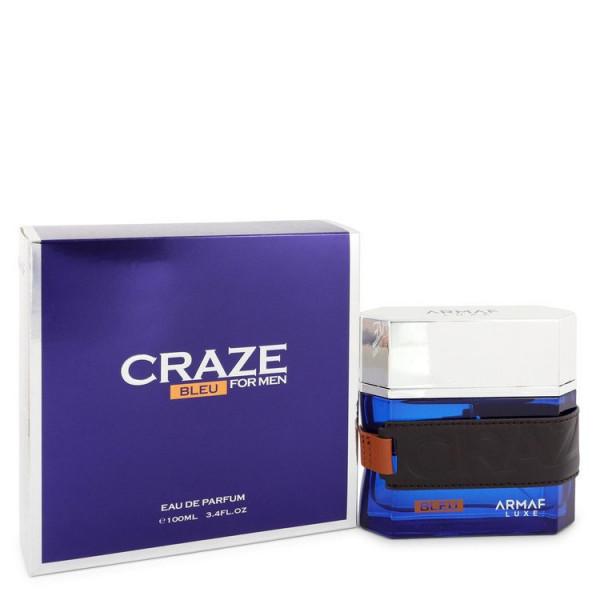 Craze bleu -  eau de parfum spray 100 ml