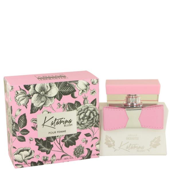 Katarina blush -  eau de parfum spray 100 ml