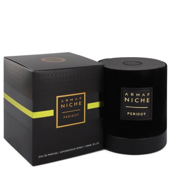 Niche peridot -  eau de parfum spray 90 ml