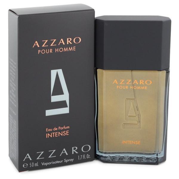 Azzaro pour homme intense -  eau de parfum spray 50 g
