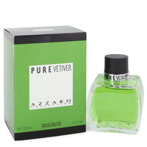 pure vetiver - loris  eau de toilette spray 125 g