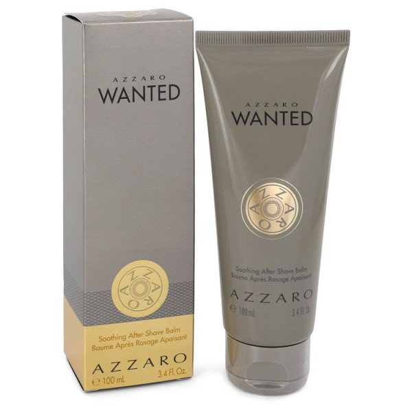 Azzaro wanted -  baume après-rasage 100 g