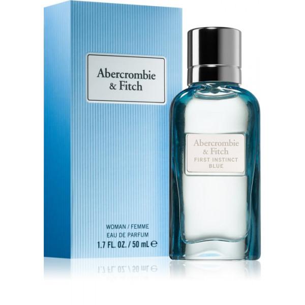 First instinct blue - abercrombie & fitch eau de parfum spray 50 ml