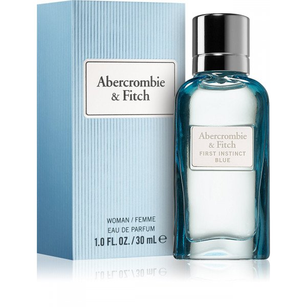 First instinct blue - abercrombie & fitch eau de parfum spray 30 ml