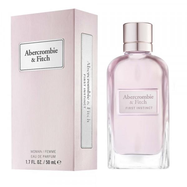 First instinct - abercrombie & fitch eau de parfum spray 50 ml