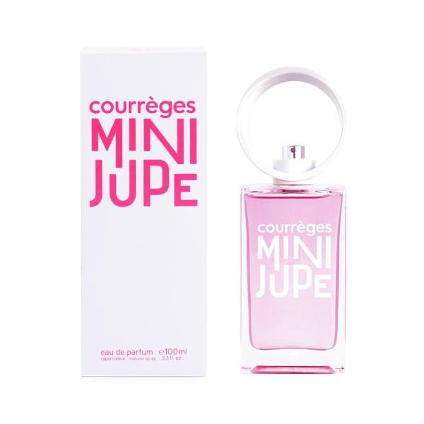 Mini jupe - courrèges eau de parfum spray 100 ml
