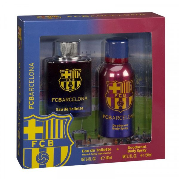 F.c. barcelona -  coffret cadeau 100 ml