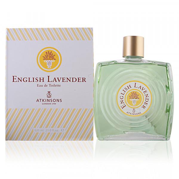 English lavender -  eau de toilette 620 ml